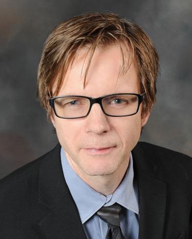 Paul Mason, Ph.D. Photo