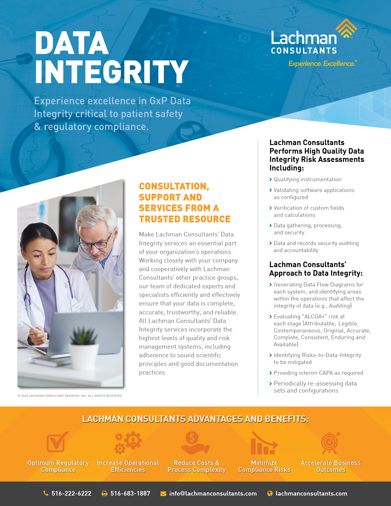 Data Integrity Cover