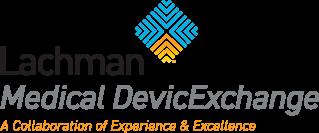 Lachman Medical Device Exchange Logo